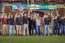 Military Appreciation Game - Baseball